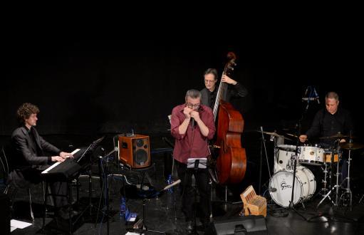 Max De Aloe Quartet
